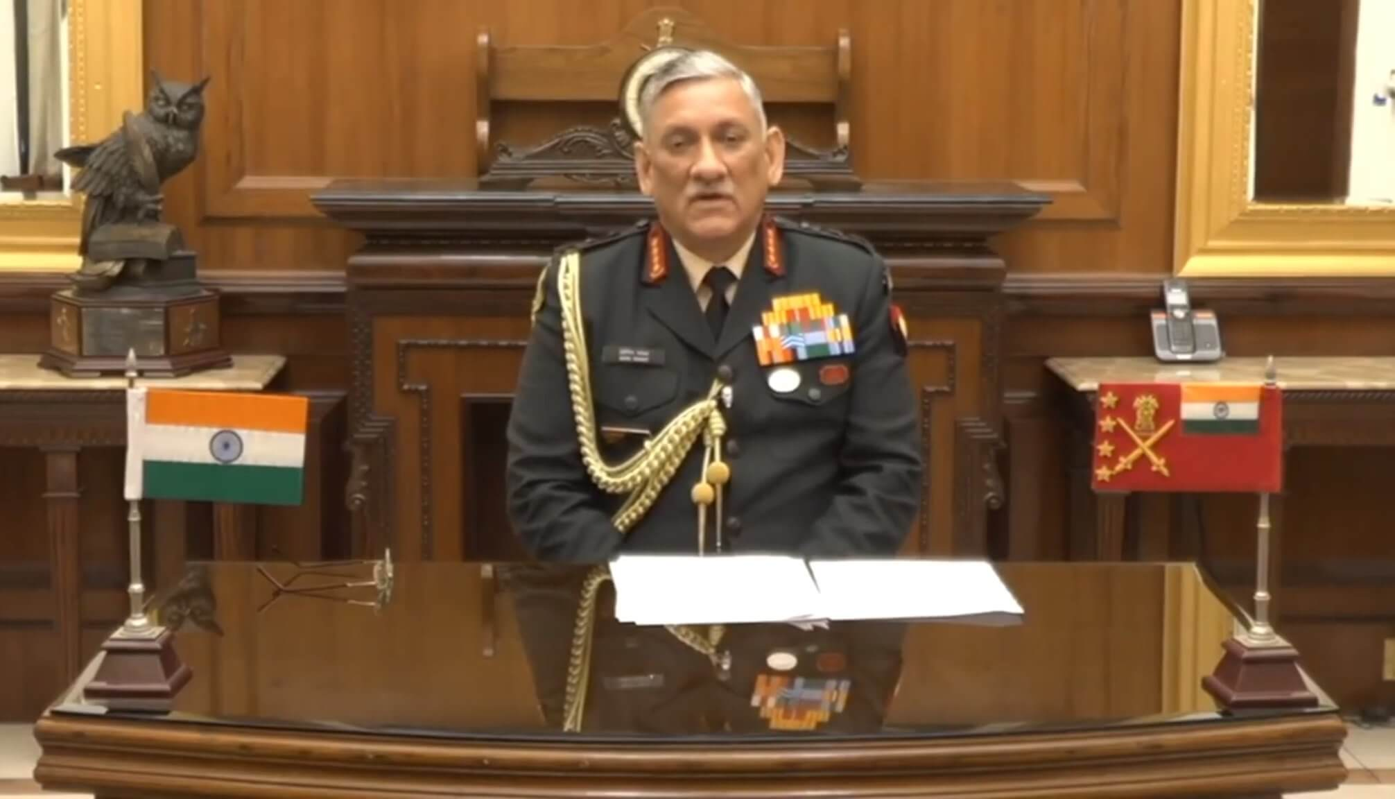 Motivational Speech of Indian Army Chief 2018 - Bipin Rawat - Motivation N You - Motivational Speech 2018 - Indian Army Chief