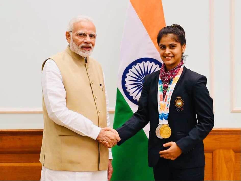 Motivational Story of India's Youngest Gold Medalist - Manu Bhaker | Motivation N You