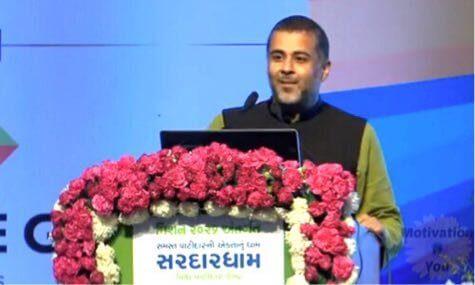 Motivational Speech of Chetan Bhagat | Key for Success