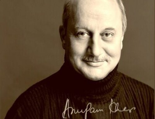 Motivational Quotes from a Book 'The Best Thing About You is You' by Anupam Kher