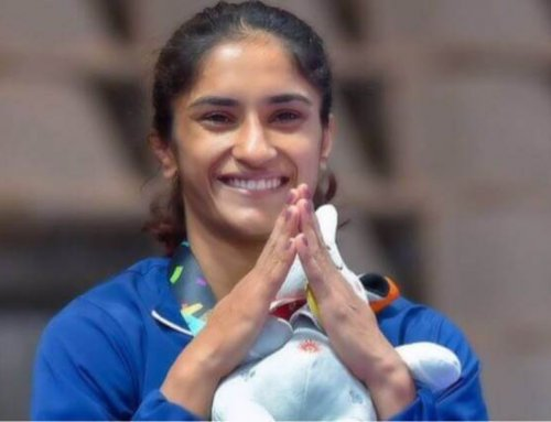 Inspirational Story of Vinesh Phogat