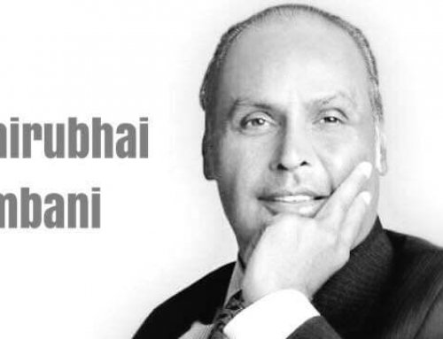 Dhirubhai Ambani | Man of 20th Century