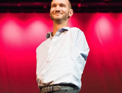 Inspirational Journey of Nick Vujicic | A slap for depressed people