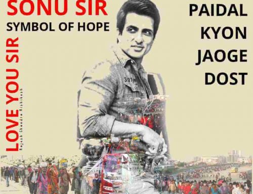When a Reel Actor becomes a Real Life Hero | Inspirational Story – Sonu Sood