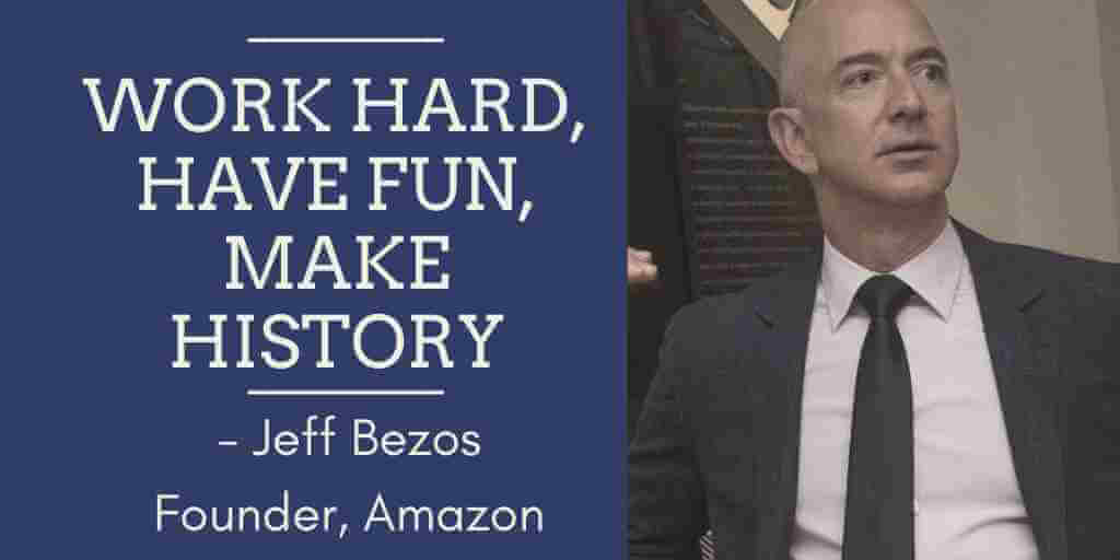 Motivational Quotes Jeff Bezos Amazon | Motivation N You