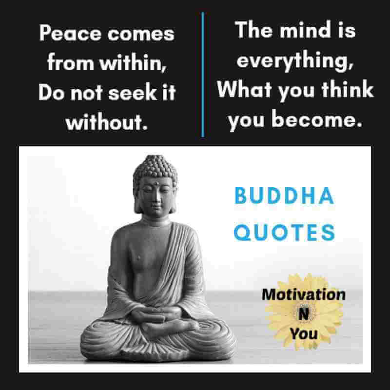 Motivational Quotes Buddha | Motivation N You